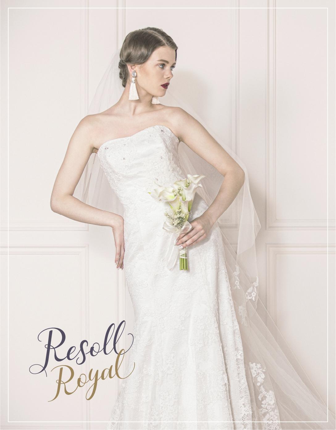 写真:resoll roayl ドレス